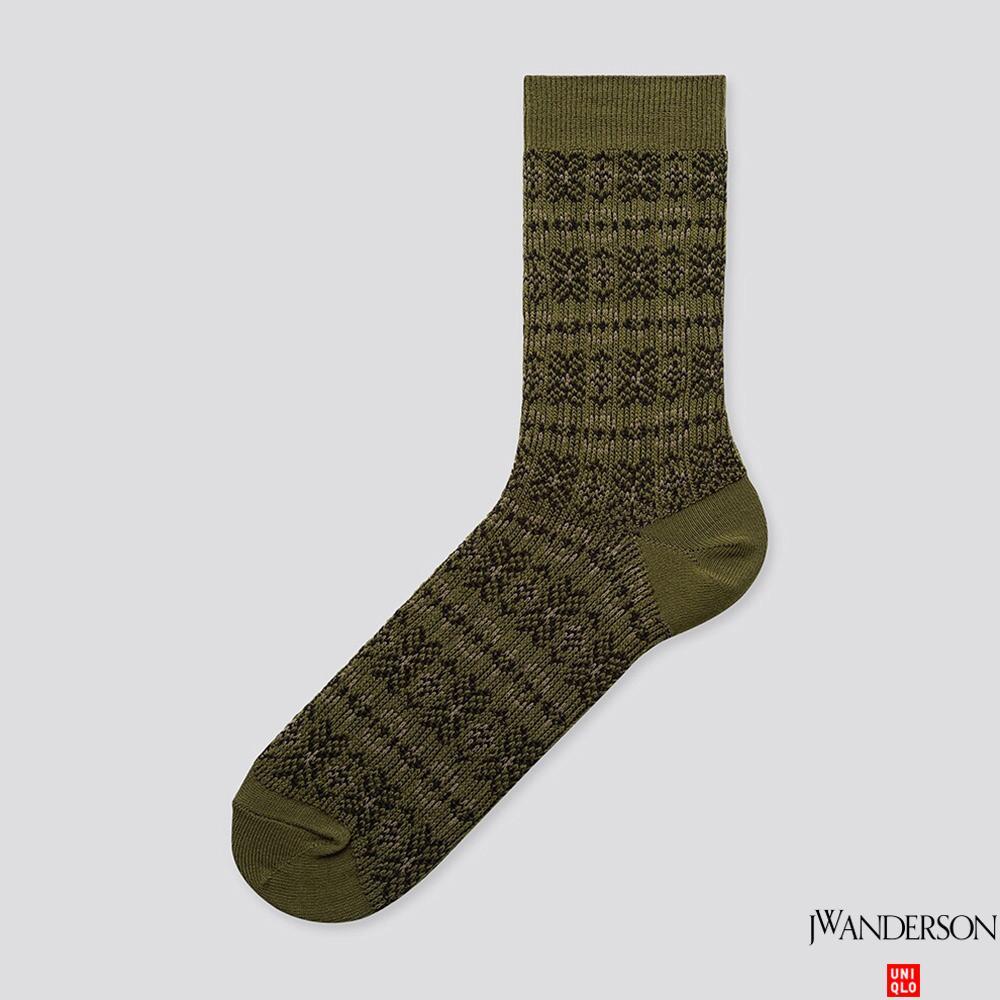 10元  UNIQLO 优衣库 422258 设计师合作款 袜子